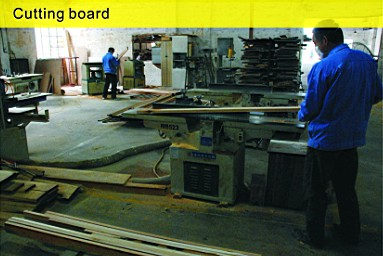 Solid Wood Production Line